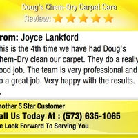 Photo taken at Doug's Chem-Dry Carpet Care by Doug's Chem-Dry Carpet Care on 12/22/2015