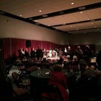 Photo taken at Pritchard Laughlin Civic Center by Hakeem B. on 12/18/2013