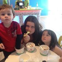 Photo taken at Yogurt City by Joshua K. on 9/16/2012