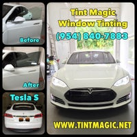 Photo taken at Tint Magic Window Tinting Coral Springs by Tint M. on 8/26/2015