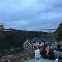 Photo taken at Avon Gorge Hotel by Paul T. on 10/14/2017