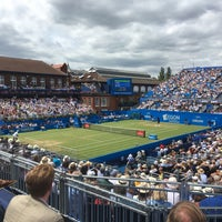 Photo taken at Queen's Club by Paul T. on 6/23/2017