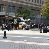 Photo taken at Food Truck Court by Bill M. on 10/30/2013
