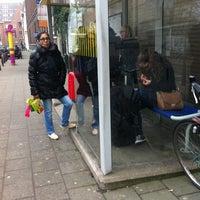 Photo taken at Halte Sint-Jacobsplein by Giovanny S. on 3/1/2013