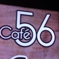 7/13/2013 tarihinde Giovanny S.ziyaretçi tarafından Café 56'de çekilen fotoğraf