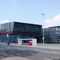 Das Foto wurde bei Deutsche Telekom Campus von Jonas M. am 10/1/2012 aufgenommen