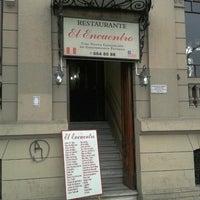 9/19/2012 tarihinde Pablo S.ziyaretçi tarafından El Encuentro'de çekilen fotoğraf