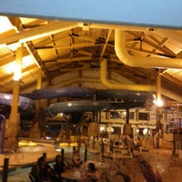 Photo taken at Tundra Lodge Waterpark by Kevin J. on 2/2/2013