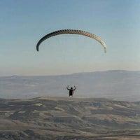 Photo taken at Ayaş Take-off by Deniz D. on 4/17/2016