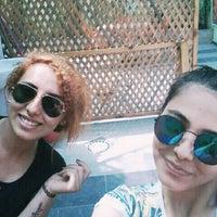 Photo taken at Otantik Dogal Cay Bahcesi by Nesil Y. on 6/5/2015