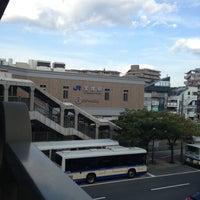 Photo taken at JR Takarazuka Station by muragin1029 on 10/26/2012