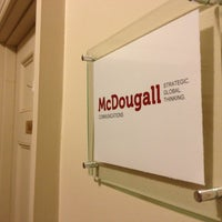 Photo taken at McDougall Communications by Mike M. on 5/3/2013