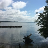 Photo taken at Black Point (Jamestown Island) by Colin L. on 7/17/2016