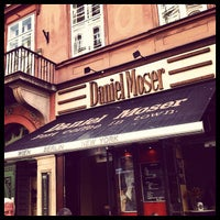 Photo taken at Café Daniel Moser by Harryboo on 7/18/2013