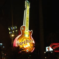 Photo taken at Hard Rock Hotel Las Vegas by Meche R. on 3/30/2013