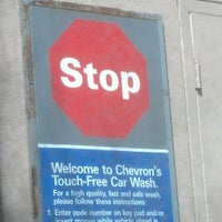 Photo taken at Chevron by Morgan C. on 2/12/2013