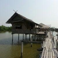 Photo taken at บ้านผู้ใหญ่สมร by Ne C. on 10/26/2013
