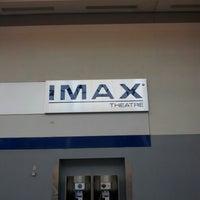 Photo taken at IMAX Theatre Winnipeg by Ben R. on 12/28/2012