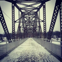 Photo taken at Bridge Drive-In by Ben R. on 12/3/2012