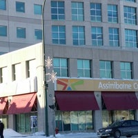 Photo taken at Assiniboine Credit Union by Ben R. on 12/30/2013