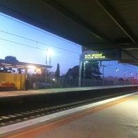 Photo taken at Craigieburn Station by Lionel C. on 8/12/2013