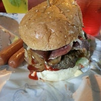 Photo taken at Burger Bakar Kaw Kaw by Seni S. on 11/28/2012