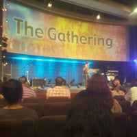 Photo taken at Word Of Life Christian Center by Lorin T. on 11/9/2012