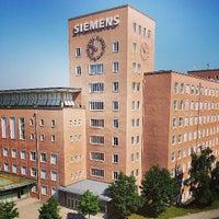 Photo taken at Siemens by Alex I. on 6/20/2013