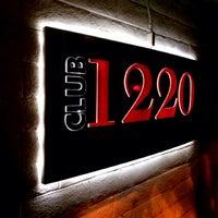 Photo taken at Club 1220 by thomas c. on 11/29/2013