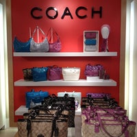 Photo taken at Coach Factory Outlet by Scott H. on 9/20/2012