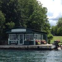 Photo taken at Round Island Post Office by Scott H. on 8/4/2013