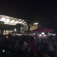 Photo taken at City Hall Plaza by Nicole J. on 6/7/2015