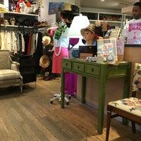 Photo taken at Housing Works Thrift Shop by Sara Y. on 6/18/2016