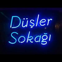 Photo taken at Düşler Sokağı by Jacabo A. on 5/16/2016