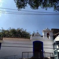 Photo taken at Capela de Santa Luzia by Emi V. on 9/24/2013