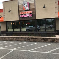 Photo taken at Dunkin Donuts by Nick M. on 5/20/2018