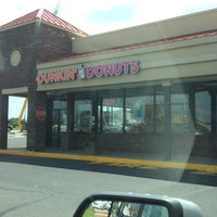Photo taken at Dunkin Donuts by Nick M. on 8/16/2016