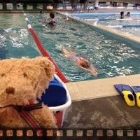 Photo taken at Tom Dolan Swim School by Anthony W. on 9/29/2012