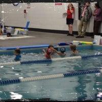 Photo taken at Tom Dolan Swim School by Anthony W. on 12/18/2012