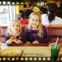Photo taken at Cicis by Anthony W. on 2/18/2013