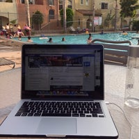 Photo taken at Otay Ranch 5 Pool by Jamielet S. on 6/30/2013