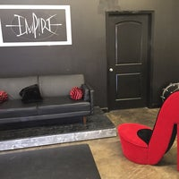 Photo taken at Empire Hair Studio by Brian C. on 11/15/2014