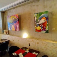 Photo taken at Brasserie Caffè Olé by Margareth M. on 3/22/2017