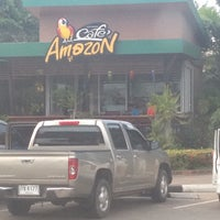 Photo taken at Cafe' Amazon by Junt L. on 1/6/2018