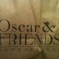 Photo taken at Oscar & Friends by Candy P. on 12/11/2012