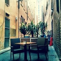 Photo taken at Bona Fides by Candy P. on 12/13/2012