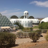 Photo taken at Biosphere 2 by January J. on 7/8/2013