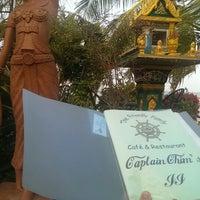 Photo taken at Captain Chim's by freeppl.org m. on 3/12/2014