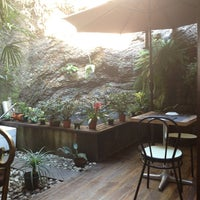 Photo taken at Gracioso Café Bistrô by Vivian C. on 8/2/2013