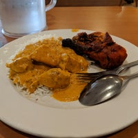Photo taken at Indian Flavor Express by Tom L. on 4/11/2018